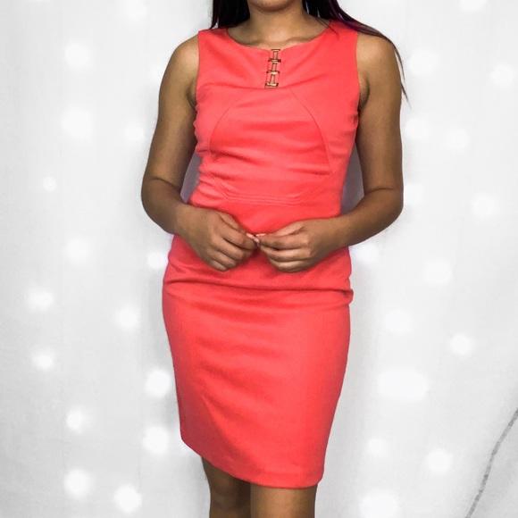 Ivanka Trump Dresses & Skirts - Coral Business Dress